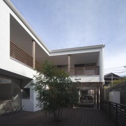 I-HOUSE (パティオ)