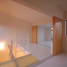 大東の建売住宅 (内観)