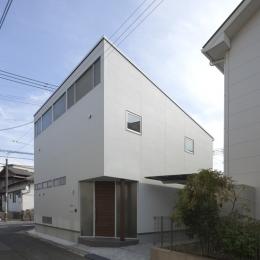 外観 (I-HOUSE)