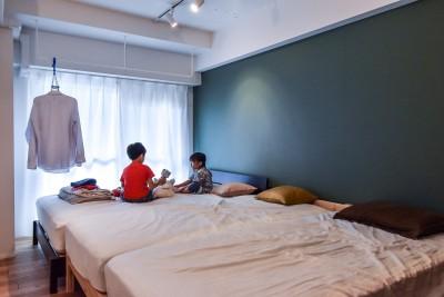 寝室 (プロセスを彩る家)