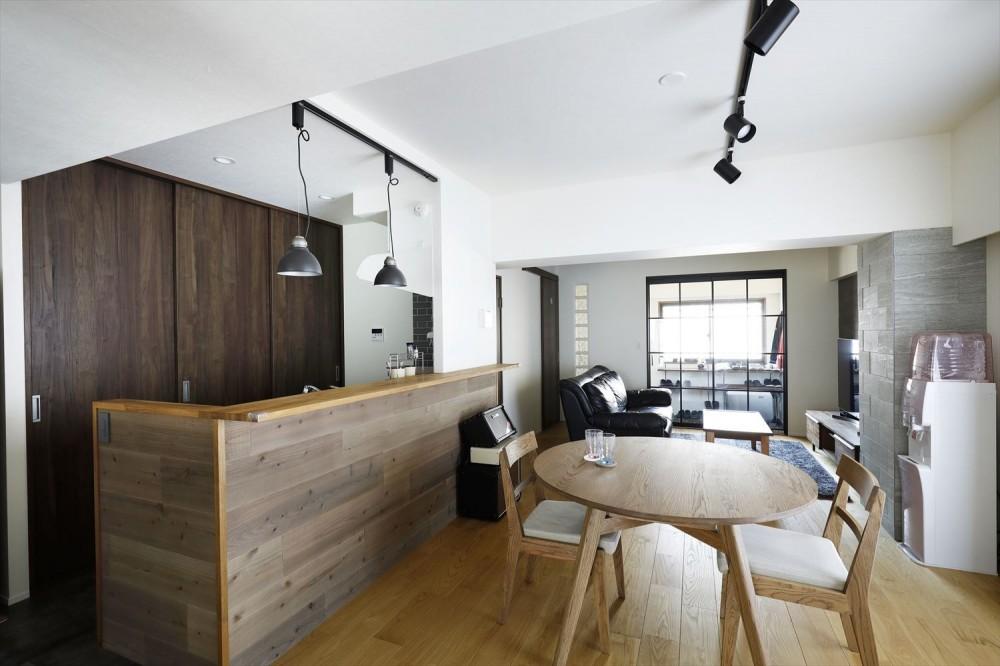 T邸_cozy stylish room ~こだわりの快適な部屋~ (LDK)