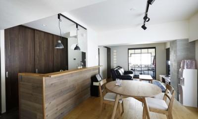 T邸_cozy stylish room ~こだわりの快適な部屋~