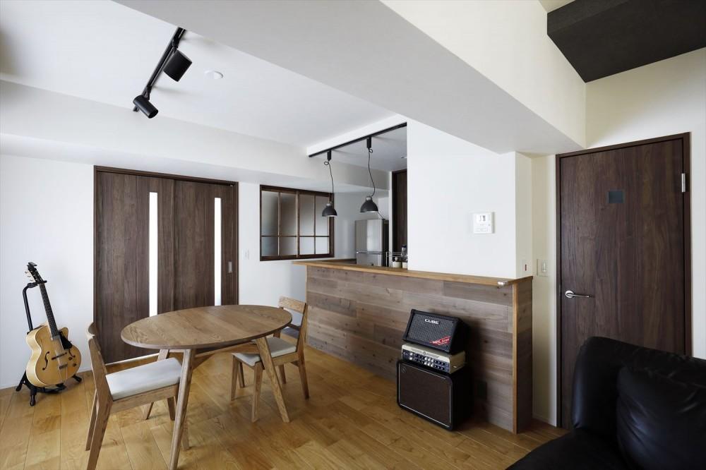 T邸_cozy stylish room ~こだわりの快適な部屋~ (ダイニング)
