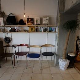 施主の趣味や生活が垣間見える「週末自宅レストラン」~Y様邸~ (壁面収納)