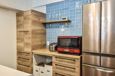 キッチン (プロセスを彩る家)