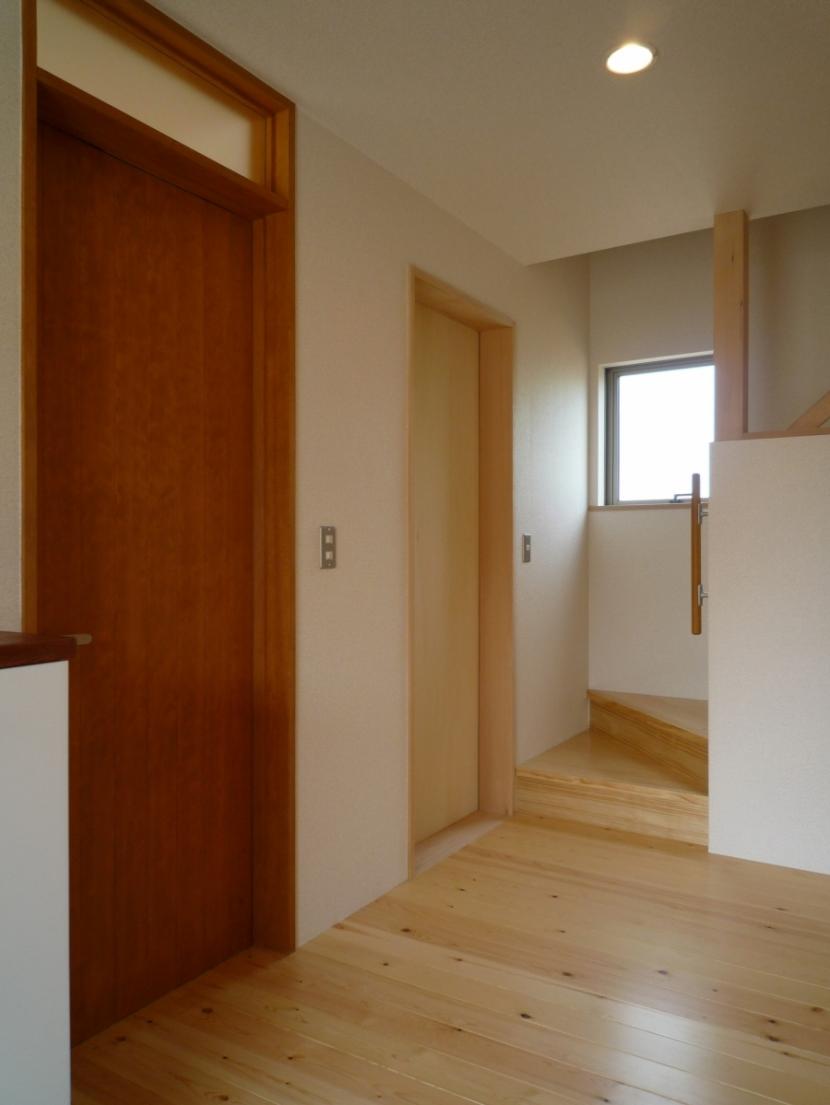 A Houseの部屋 玄関ホール