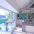 Green Apartment58の写真 ベランダ