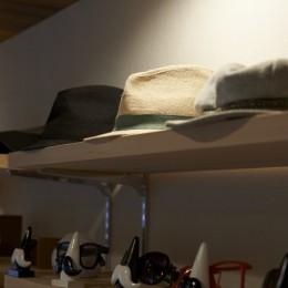 畳とヘリンボーンの共演! 趣味を詰め込んだ男の部屋~T様邸~ (飾り棚)