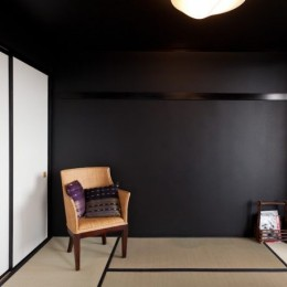 壁と床だけでこれだけ変わる! アイデアあふれる築浅リノベ~K様邸~ (和室)