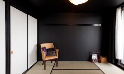 和室 壁と床だけでこれだけ変わる! アイデアあふれる築浅リノベ~K様邸~