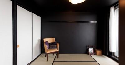和室 (壁と床だけでこれだけ変わる! アイデアあふれる築浅リノベ~K様邸~)