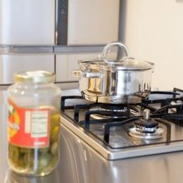 無垢材にホレた夫婦が住まう「料理がしたくなる家」~L様邸~