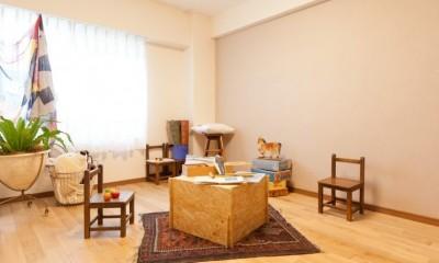 子供室|開放感と明るさに満ちあふれた「ストレスが全くない家」~Y様邸~