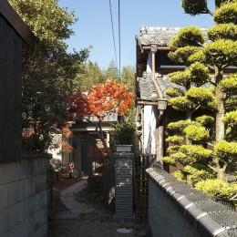 外観 (京田辺のリノベーション)
