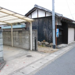京田辺のリノベーション (外観)