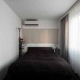 AKAビル (ベッドルーム)