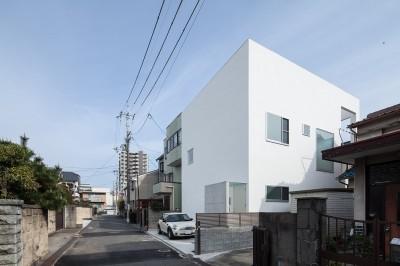 House T (外観)