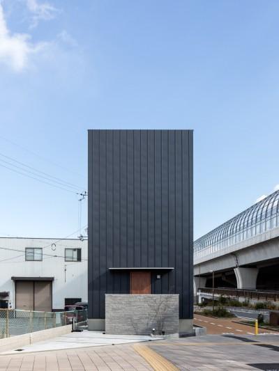House KⅡ (外観)