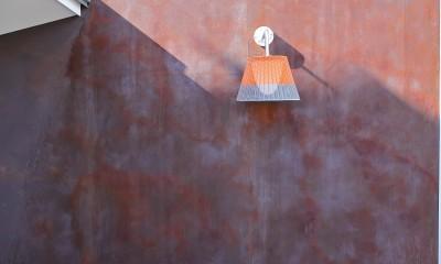 「錆の家」和泉市の戸建てリノベーション (外部)