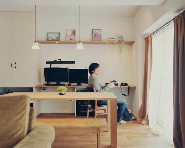 リノベーション / mochaの写真 趣味が集る共有空間