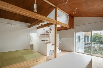 LDK+和室 (上戸祭の家)