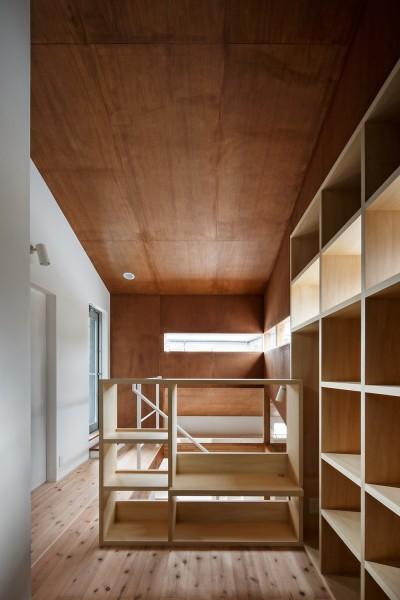 図書室 (上戸祭の家)