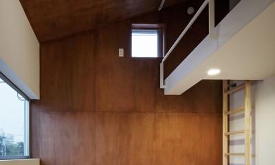 上戸祭の家 (子供室2)