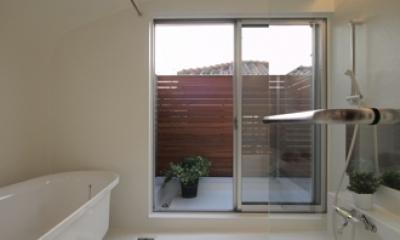 田園調布本町の家-リノベーション (浴室)