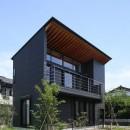 【Trilogy−北の家】 3つの分譲宅地で1つの世界をつくるの写真 外観