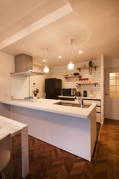 キッチン (COMME à PARIS)