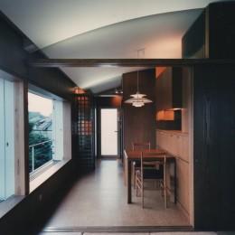 【アトリエの家】 80歳の画家のアトリエ+住居。これまでの生き方を内包し、これからの夢を育む