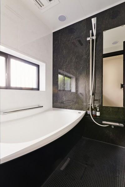 浴室 (横浜市H様 ~キッチンから始まる生活~)