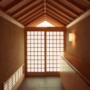 【広場の家】  家族の心をつなぐ円形広場の写真 和室