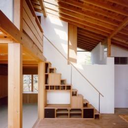 階段 (【橘の家】)