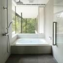 062m-house in 軽井沢の写真 浴室