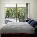 062m-house in 軽井沢の写真 寝室