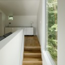 062m-house in 軽井沢の写真 階段