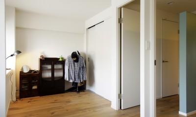F様邸 (Bedroom)