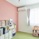 リノベーションH(築45年戸建平屋2世帯のリノベーション)の写真 子供部屋