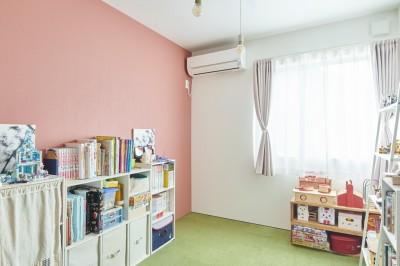 子供部屋 (リノベーションH(築45年戸建平屋2世帯のリノベーション))