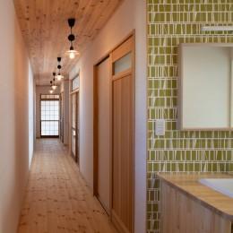 DIYで作る和の平屋住宅
