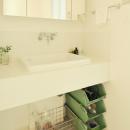 リノベーション / santeの写真 洗面室