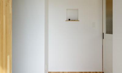 やさしい家 (玄関1)
