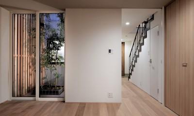 阿佐ヶ谷ライト・エコハウス (寝室)