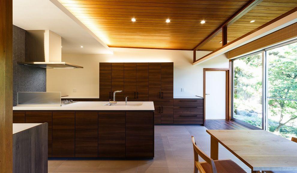 住道の家 (ダイニングキッチン)