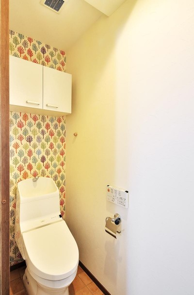 トイレ (リフォームで、持続可能な住居へ)