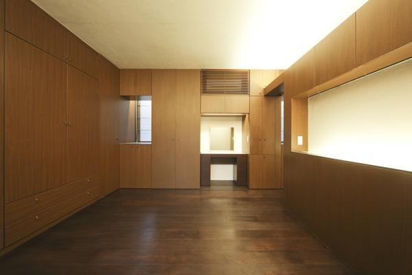 湯島の家-リノベーションの部屋 寝室