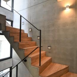 恵比寿G邸 (階段)