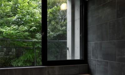 恵比寿G邸 (バスルーム)