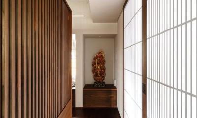 姫路天満の家・第一期 (展示コーナー)